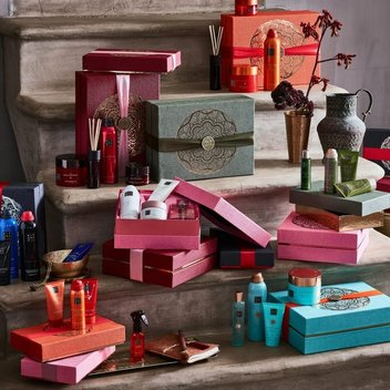 Redeem a free Rituals hamper worth £210