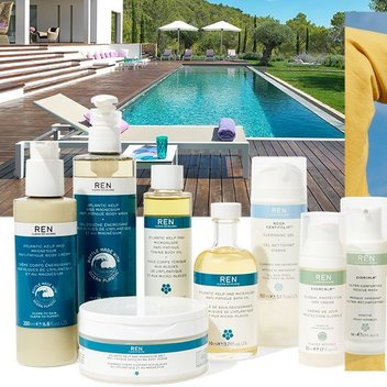 Win a 7-day holiday + skincare haul