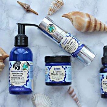 Score a free Beauty Kitchen's Seahorse Plankton skincare