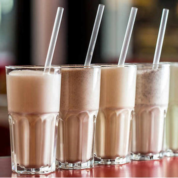 Enjoy a year's worth of free shakes