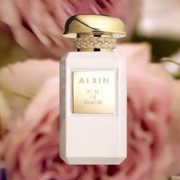 Sample a free AERIN Rose de Grasse fragrance