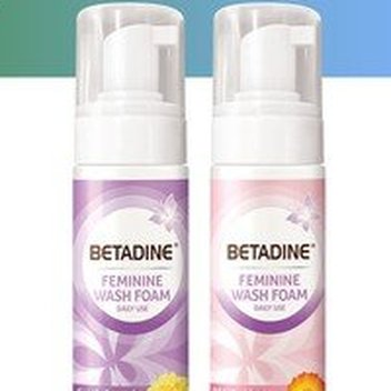 Try the new BETAFEM Feminine Wash Foam for free