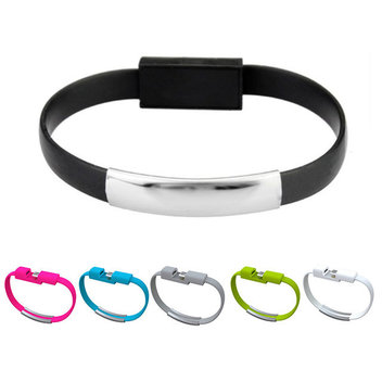 Free USB Data Sync Charger Bracelets