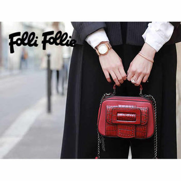 Win £350 worth of products from the new Folli Follie Riviera Collection