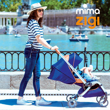 Win a Mima Zigi Pushchair worth £650