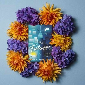 Win one of 100 hardback copies of The Futures