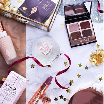 Win 2 £250 Charlotte Tilbury giftcards, for you & a friend