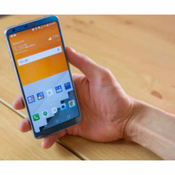 Win an LG G6 smartphone