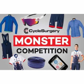 Win Cycle Surgery Monster £3500 PLUS Competition