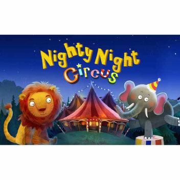 Free Nighty Night Circus app on iTunes