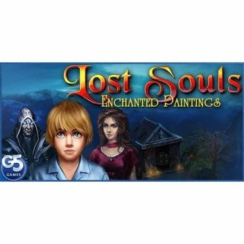 Free game, Lost Souls: Enchanted Paintings on Android