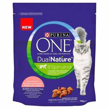 Free Purina ONE Dual Nature cat food