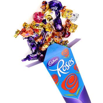 1,000 free Cadbury Roses