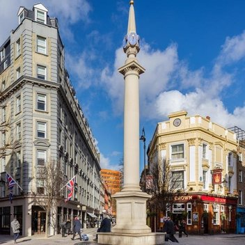 Stay the weekend in Seven Dials for free