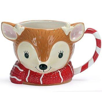 Free Reindeer Mug