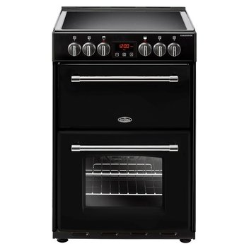Win a Belling UK 600mm Electric Ceramic Double Oven
