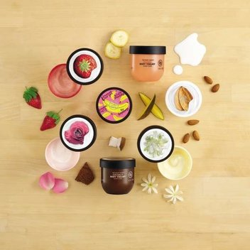 FREE The Body Shop Body Yogurts