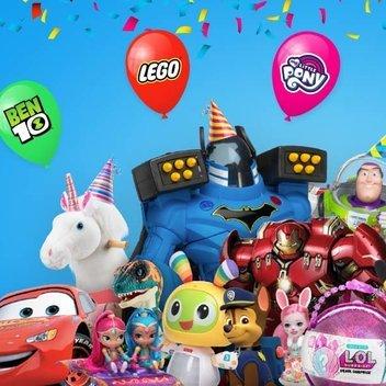 Free Smyths Toys LEGO goody bags