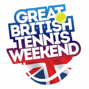 Play free tennis wih the Great British Tennis Weekend