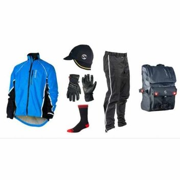 Win a cycling commuter bundle from Showers Pass worth over £500