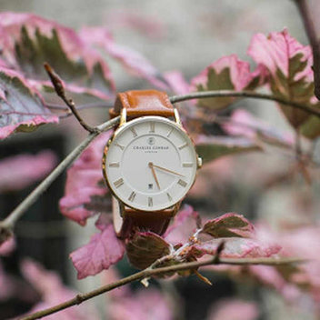 Claim a free Charles Conrad watch