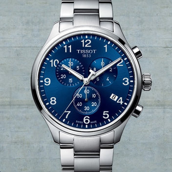 Win a Tissot Chrono XL classic watch