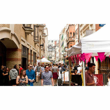 Free entry to Carnaby Street Eat food festival