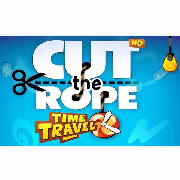 Free game, Cut the Rope: Time Travel HD on the App Store