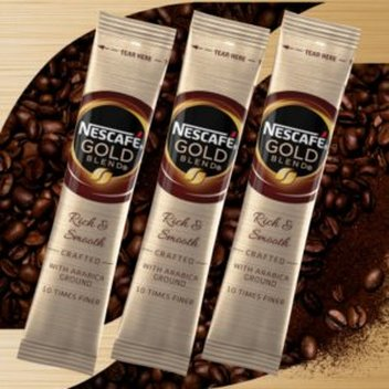 Sample Nescafe Gold Blend for free