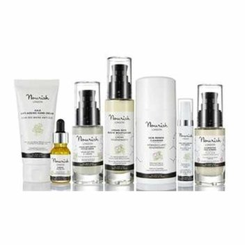 Give your skin a Spring clean with Nourish Beauty prizes