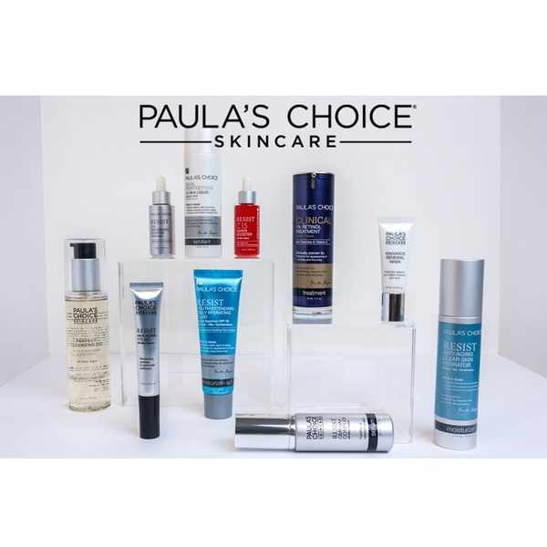 Win a selection of Paula's Choice skincare products worth £350