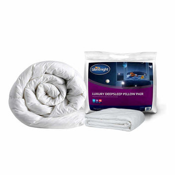 Free Silentnight bedding bundle
