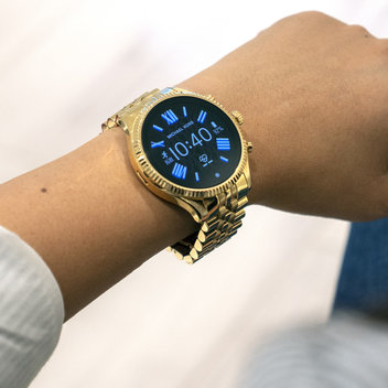 Win a Michael Kors Access Lexington 2 Tri-Tone Smartwatch