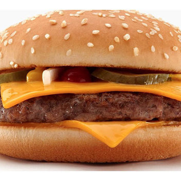 Free McDonald's Cheeseburger