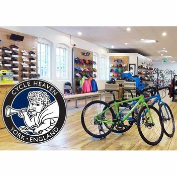 Win a brand new bike with Cycle Heaven