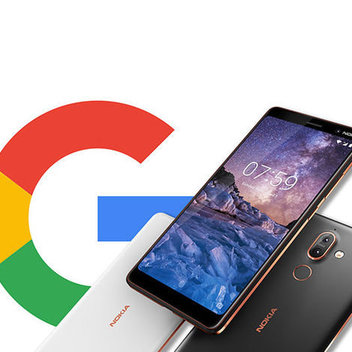 Win a Nokia 7 Plus & a Google Home Mini