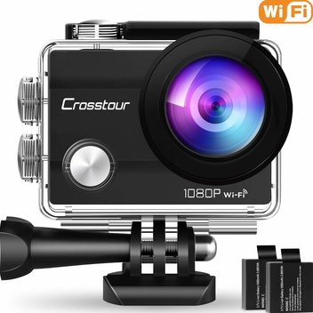 Win the Crosstour Wifi Action Camera Full HD