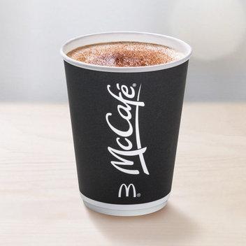 Free McDonald's Iced Latte