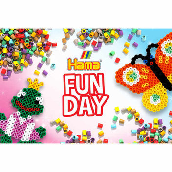 Free Hama Beads 3D toy