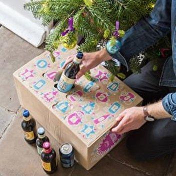 Spread the Christmas Cheer with a Beer Advent Calendar