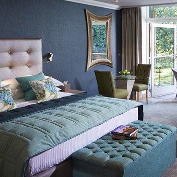 Enjoy a luxury Garden Suite Break