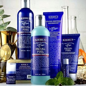 Score a free skincare regimen from Kiehl's worth £150