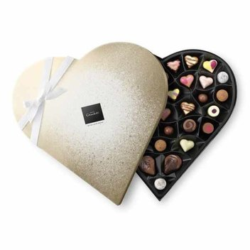 Indulge in a box of Sleekster Chocolates from Hotel Chocolat