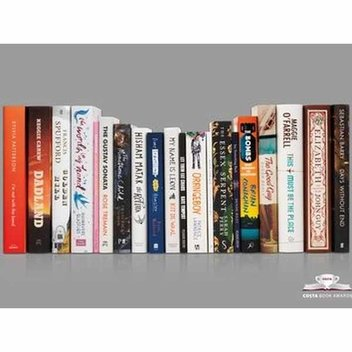 Win the entire Costa Book Awards shortlist