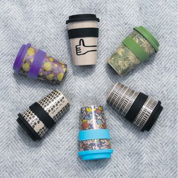 Claim a free ECO coffee cup