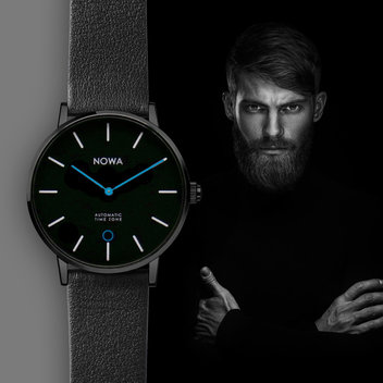 Win a NOWA SHAPER Classic Black Watch