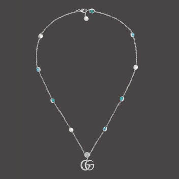 Get a free Gucci necklace