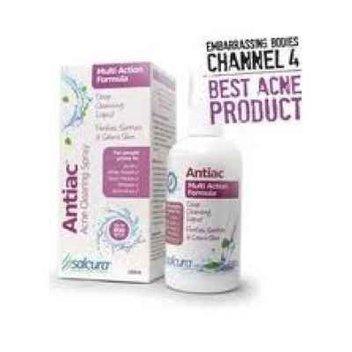 Free Salcura Antiac Acne Clearing Spray