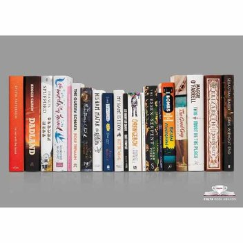 Win the Costa Book Awards 2016 Shortlist