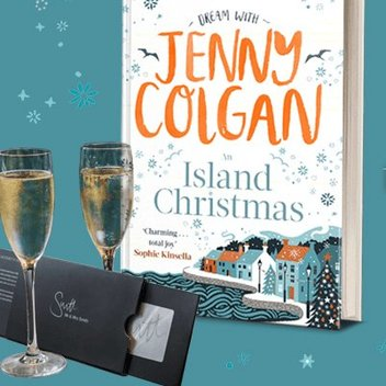 Win the new Jenny Colgan novel & £500 holiday vouchers